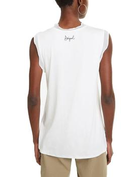 Camiseta Martine Blanco