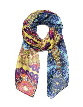 Foulard Interrupticon Multicolor