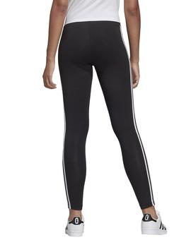 Malla Adidas 3 STR Tight Negro/Blanco