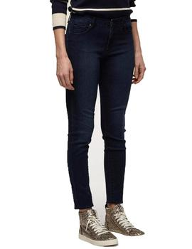 Pantalon Gally Slim Denim Azul