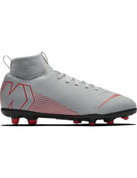 Botas JR Superfly 6 Club FG/MG Gris