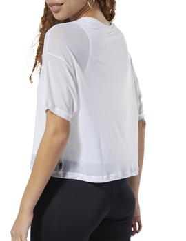 Camiseta Wor MYT Mesh Layer Blanco