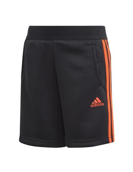 70f6227dd Pantalon corto YB P 3S Short Negro Naranja