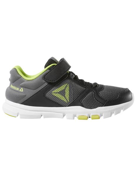 Zapatillas Yourflex Train 10 Gris/Negro