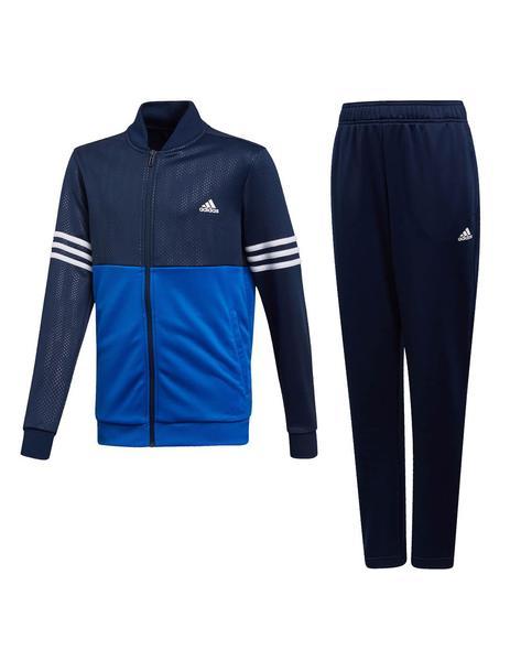 96527027c Chandal Adidas YB TS Training Marino Azul