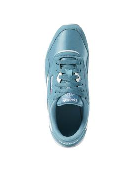 Zapatillas Reebok CL Nylon Turquesa