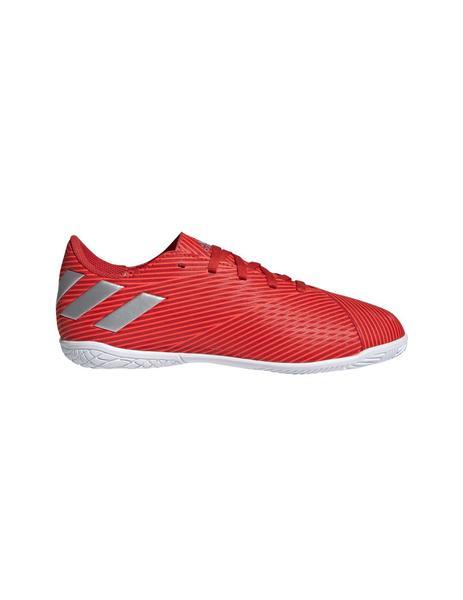f5fcb77cf3d Inicio › Zapatillas fútbol/fútbol sala › Zapatillas Adidas Nemeziz 19.4 IN J  Naranja. NIÑO. Gallery a01568 5. Gallery a01568 1