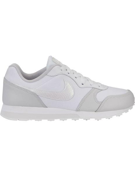 Zapatillas Nike MD Runner 2 (GS) BlancoGris