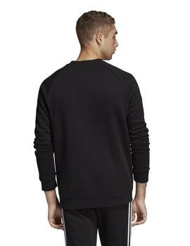 Sudadera 3-Stripes Negro