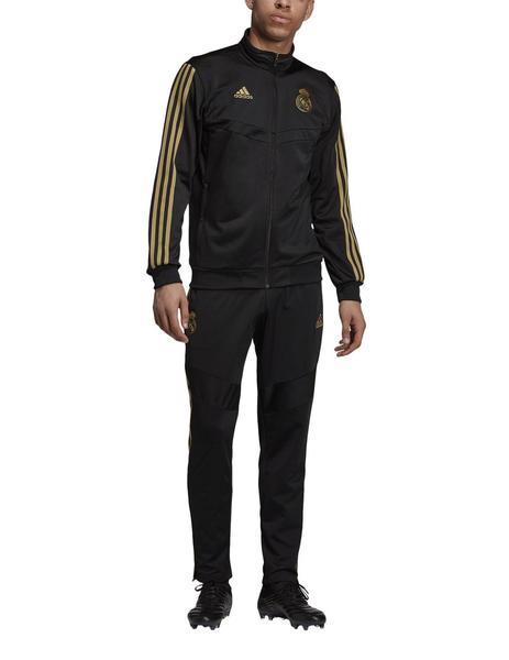 envío perdón falso  Chandal Adidas Real Pes Suit Negro/Oro