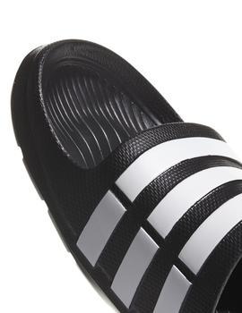 Chanclas Negroblanco Ziuxpk Adidas Slide Duramo ZuOPiTkX