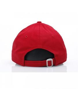Gorra New Era K 940 MLB League Basic Neyyan Rojo