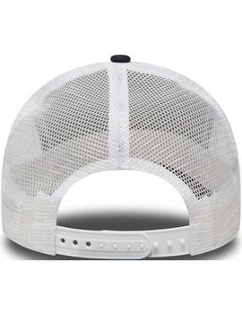 Gorra New Era Clean Trucker 2 Neyyan Negro/Blanco