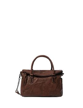 Bolso Desigual Albita Loverty Marron