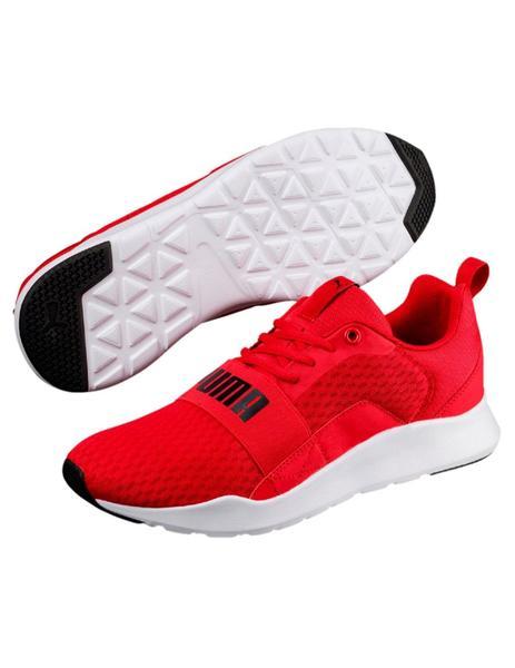 Zapatillas Puma Wired Rojo