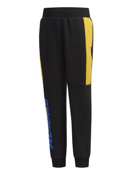 Tantos Precaución Distinguir  Pantalon Adidas LB FT KN Negro/Amarillo/Azul