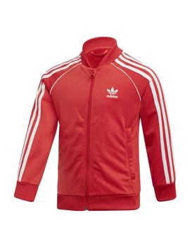 Chandal Adidas Superstar Rojo/Blanco