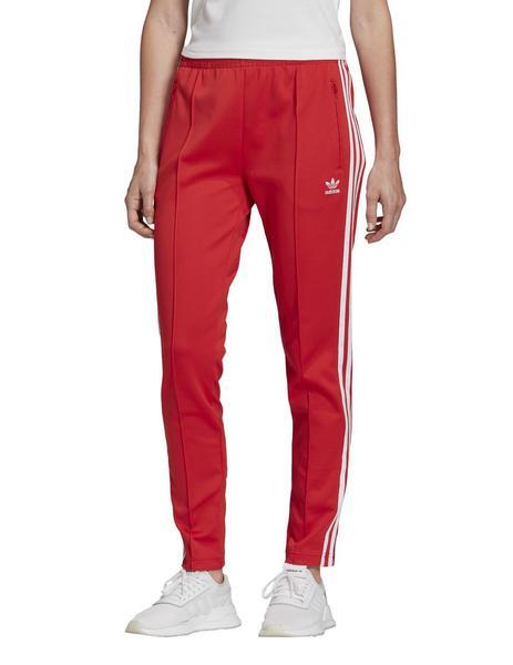 Pantalón Adidas Originals SS TP Rojo Para Mujer