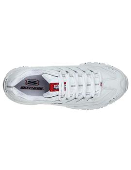 Zapatilla Skechers Energy Timeless Vision Blanco