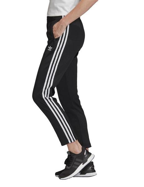 Espantar Punto Nominación  Pantalon Adidas SST Negro/Blanco Para Mujer