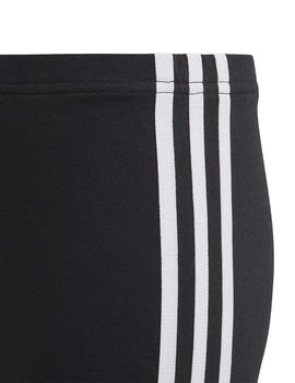Leggings Adidas Lock Up Negro/Blanco Para Niña