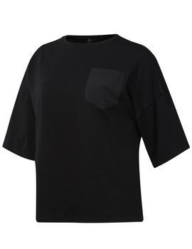 Camiseta TS Pocket Tee Negro