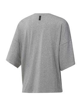 Camiseta TS Pocket Tee Gris