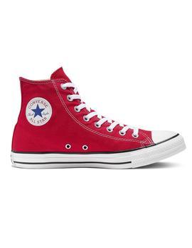 Zapatillas Converse Chuck Taylor All Star HI Rojo