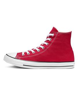 Zapatillas Converse Chuck Taylor All Star HI Rojo