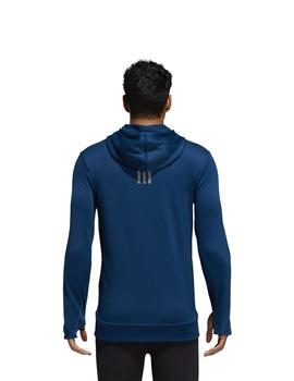 Sudadera OWN THE RUN HD Azul