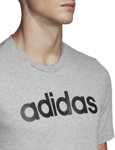 adidas E Lin tee Camiseta de Manga Corta Hombre