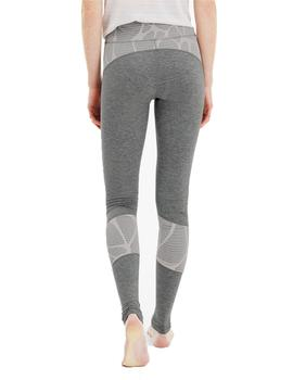 Leggings Puma Studio Lace Eclipse Gris Para Mujer