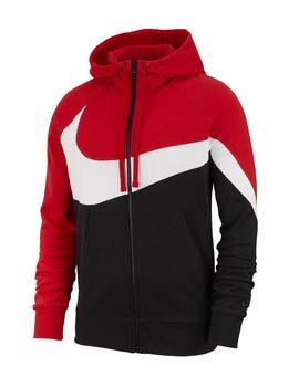 simpatía tomar el pelo Animado  Sudadera Nike Sportwear Rojo/Negro/Blanco