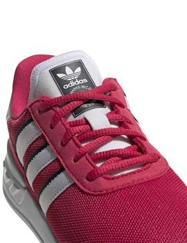 Soleado granero Diligencia  Zapatillas Adidas LA Trainer Lite C Rosa Niña