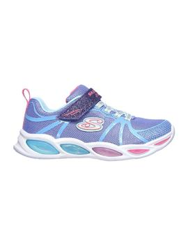 Zapatillas Skechers S Lights Shimmer Sporty Glow