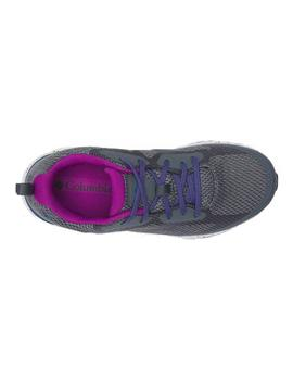 Zapatillas Columbia Vitesse Outdry WP Gris Mujer