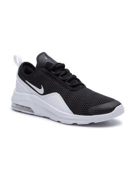 Zapatillas Nike Air Max Motion GS Negro/Blanco