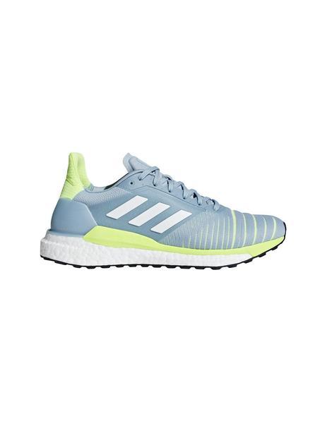 Suela Continental Zapatillas adidas Solar Glide azul oscuro