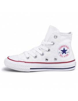 Zapatillas Converse YTHS CT HI Blanco